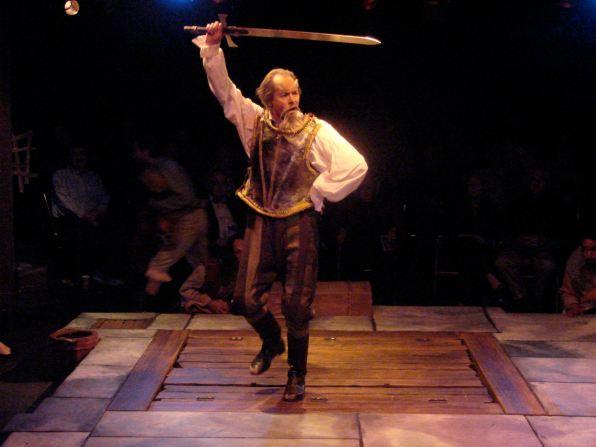 Dancing Quixote