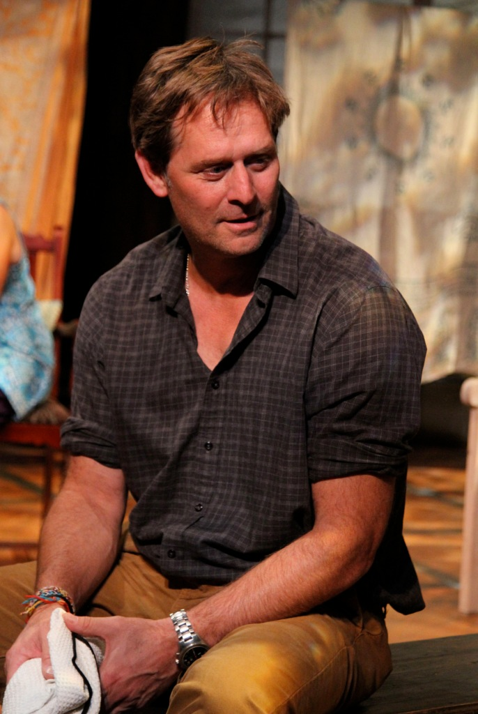 "Jeffrey Nordling as Astrov in ""Uncle Vanya"" at Antaeus Theatre Company through December 6. Photo: Karianne Flaathen"