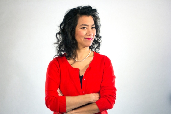 Sandra Tsign Loh stars in her play based on the her bestselling