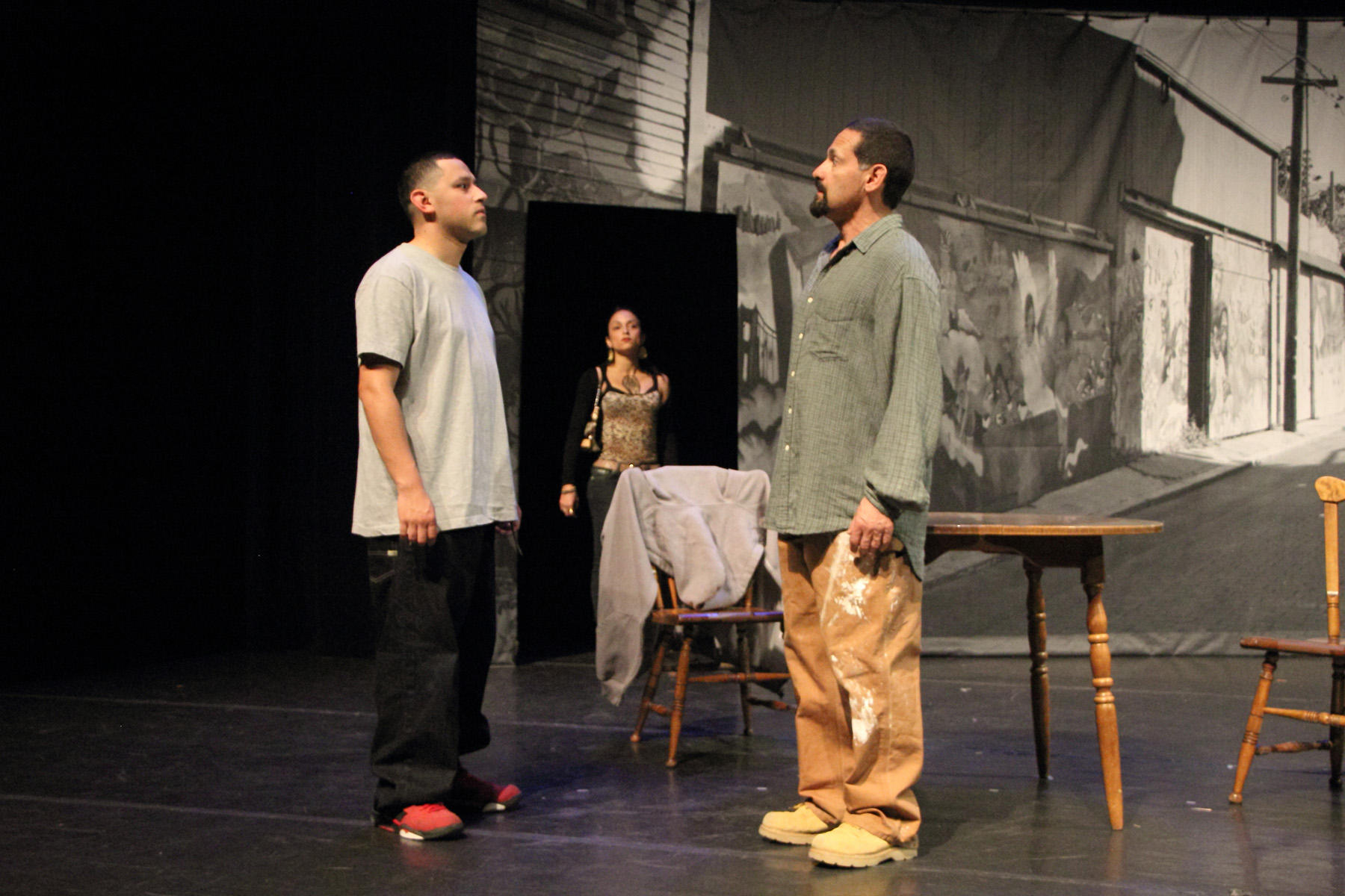 Social Justice in Center Stage - Triton