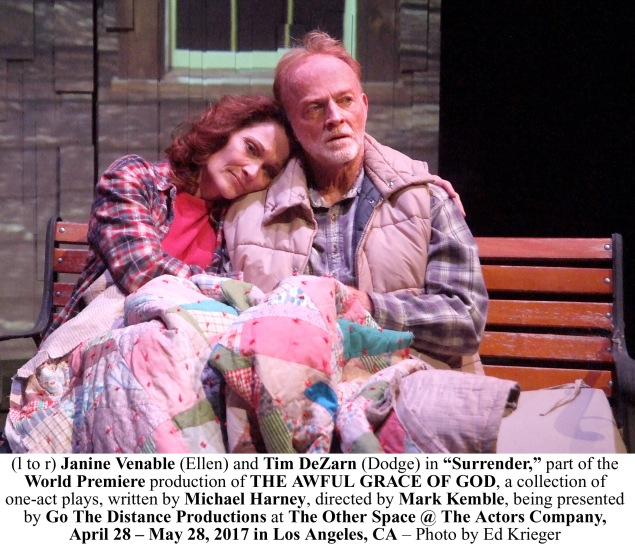 Photo 20 - (l to r) Janine Venable (Ellen) and Tim DeZarn (Dodge) AGG_A155 copy
