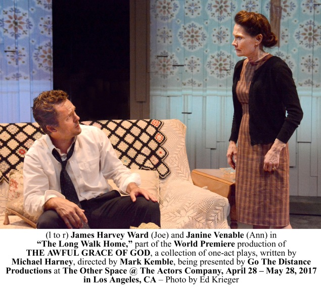 Photo 6 - (l to r) James Harvey Ward (Joe) and Janine Venable (Ann) AGG_B115 copy