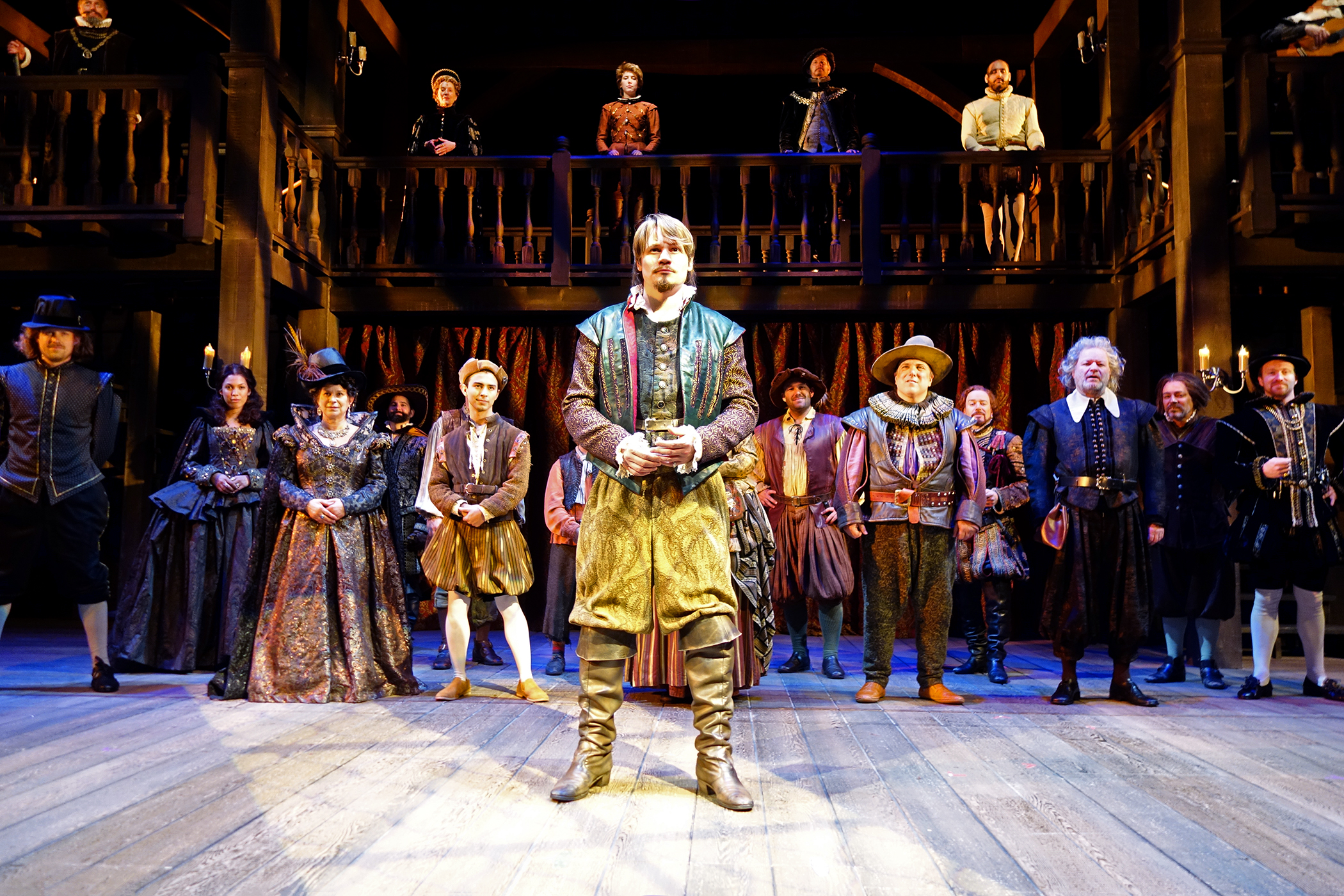"""Shakespeare in Love"""" at South Coast Repertory – Paul Myrvold's"""