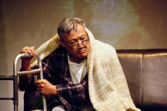 Kelvin Han Yee as Dad