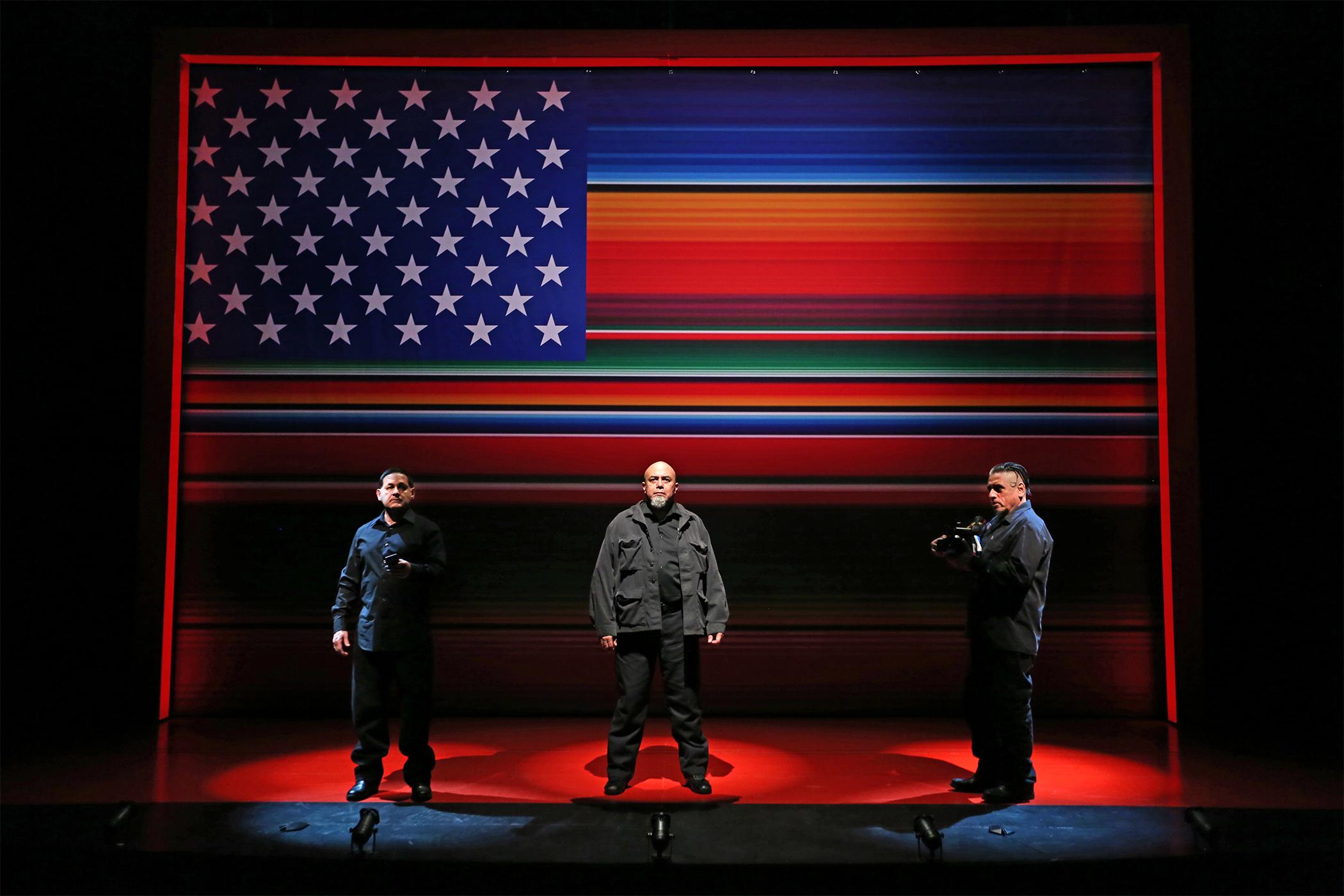 "Culture Clash (Still) in America"" at South Coast Repertory – Paul"