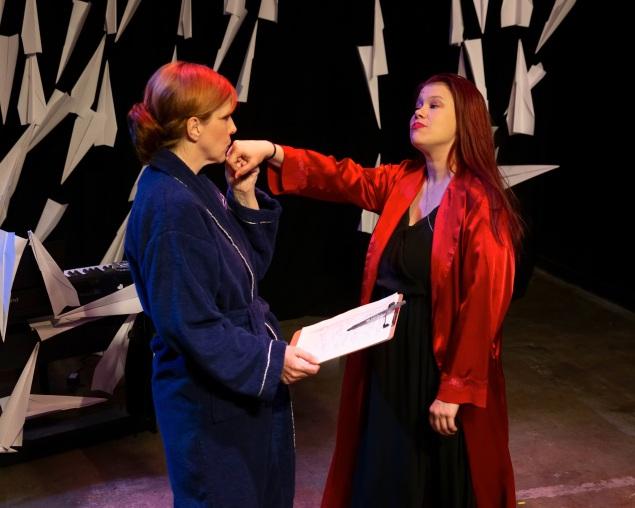 The Filigree Theatre 100 PLANES 4/3/2019