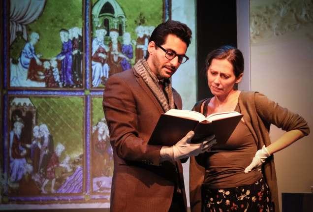 THE SPANISH PRAYER BOOK - 1
