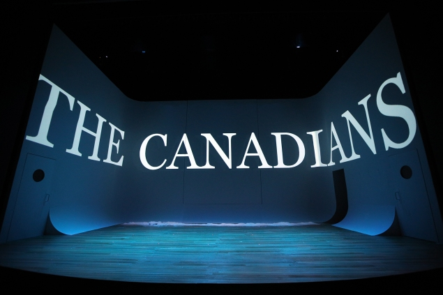 South Coast Repertory's 2019 world premiere production of THE CA