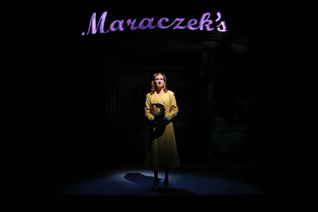 Erin Mackey in South Coast Repertory's 2020 prodution of SHE LOV
